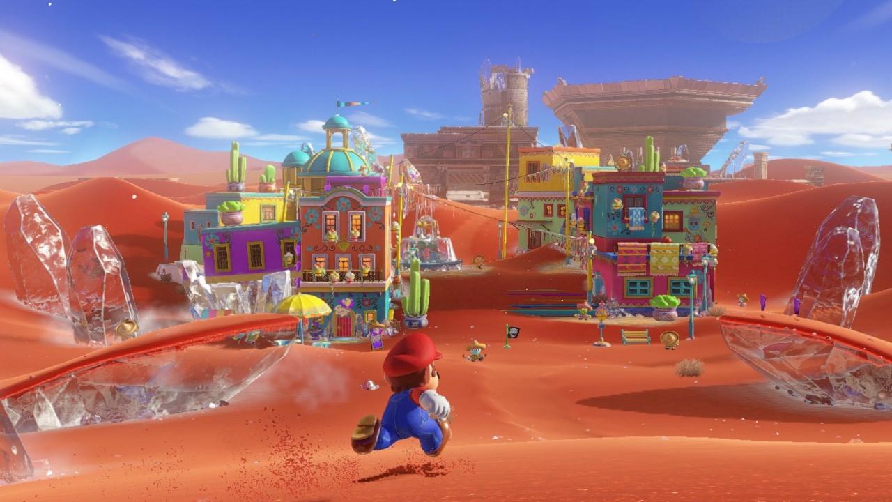 Super Mario: Odyssey (Bildquelle: Nintendo)